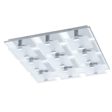 Eglo 93315 - LED stropní svítidlo VICARO 9xLED/2,5W/230V