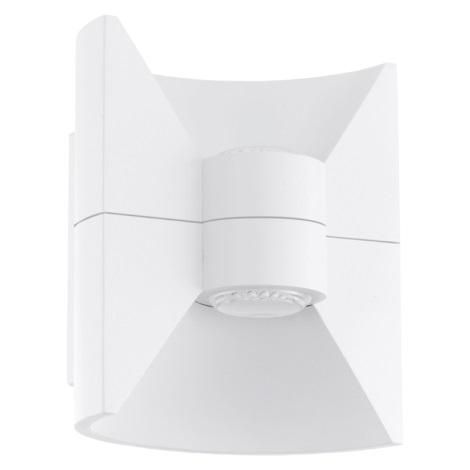 Eglo 93367 - LED nástěnné svítidlo REDONDO Bílá 2xLED-SMD/2,5W/230V