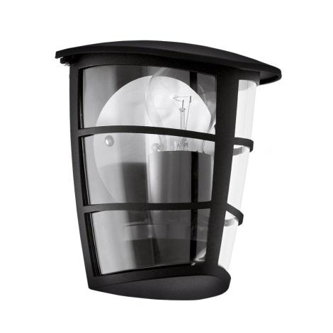 Eglo 93407 - ALORIA Venkovní nástěnné svítidlo E27/1x60W/230V