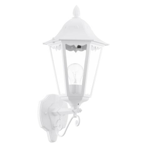 Eglo 93446 - Venkovní nástěnné svítidlo NAVEDO 1xE27/60W/230V