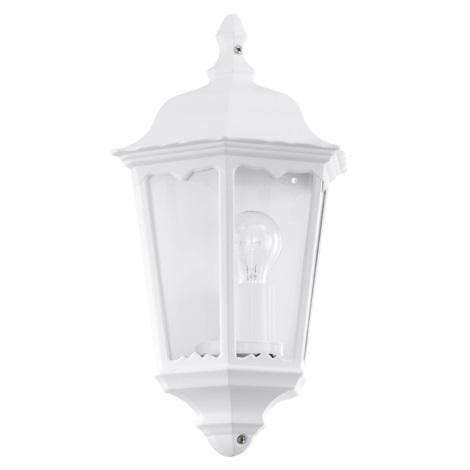 Eglo 93448 - Venkovní nástěnné svítidlo NAVEDO 1xE27/60W/230V