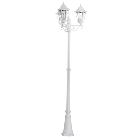 Eglo 93454 Venkovní lampa NAVEDO 3xE27/60W/230V