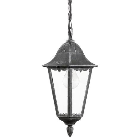 Eglo 93455 - Venkovní lustr NAVEDO 1xE27/60W/230V