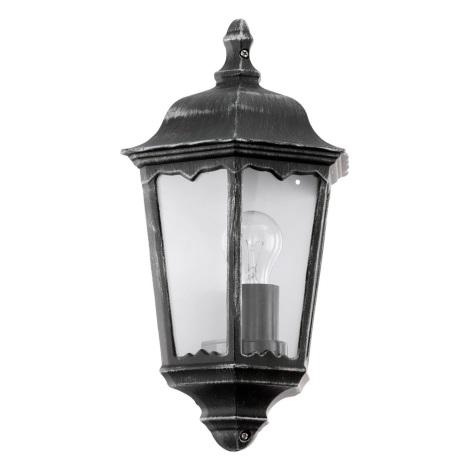 Eglo 93459 - Venkovní nástěnné svítidlo NAVEDO 1xE27/60W/230V