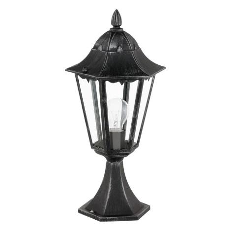 Eglo 93462 - Venkovní lampa NAVEDO 1xE27/60W/230V