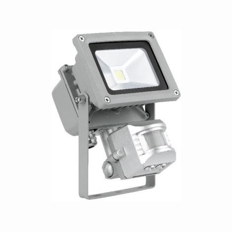 Eglo 93476 LED reflektor s čidlem FAEDO LED/10W/230V