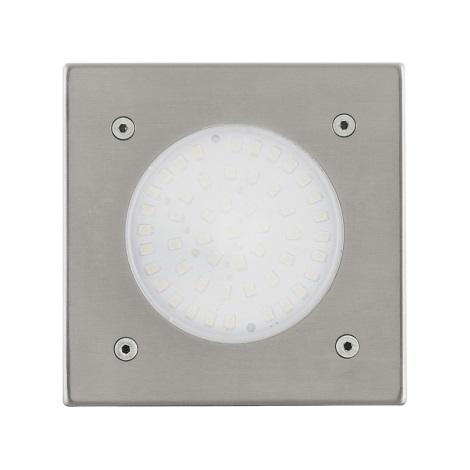 Eglo 93481 - Venkovní nájezdové LED svítidlo LAMEDO 1xLED/2,5W/230V
