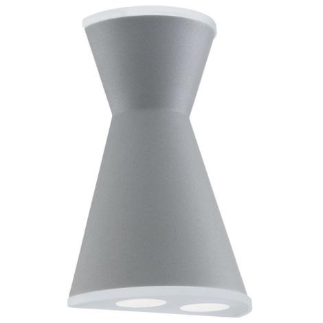 EGLO 93488 - Venkovní nástěnné svítidlo MORINO 3xLED/2,5W
