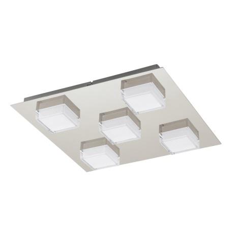 EGLO 93509 - LED Nástěnné stropní svítidlo MASIOLA 5xLED/2,5W