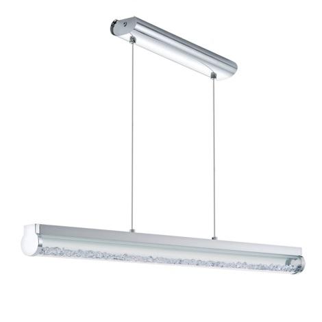 Eglo 93524 - LED Lustr na lanku TREVELO 1xLED/24W/230V