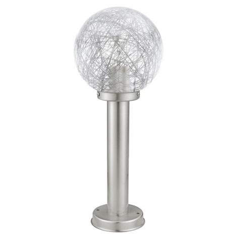 Eglo 93553 - Venkovní lampa NISIA 1 1xE27/60W/230V