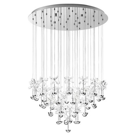 Eglo 93661 - LED závěsné svítidlo PIANOPOLI 43xLED/2,5W/230V