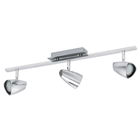 Eglo 93674 - LED bodové svítidlo CORBERA 3xGU10/3W/230V