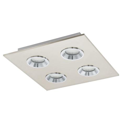Eglo 93681 - LED stropní svítidlo SABBIO 1 4xGX53/7W/230V