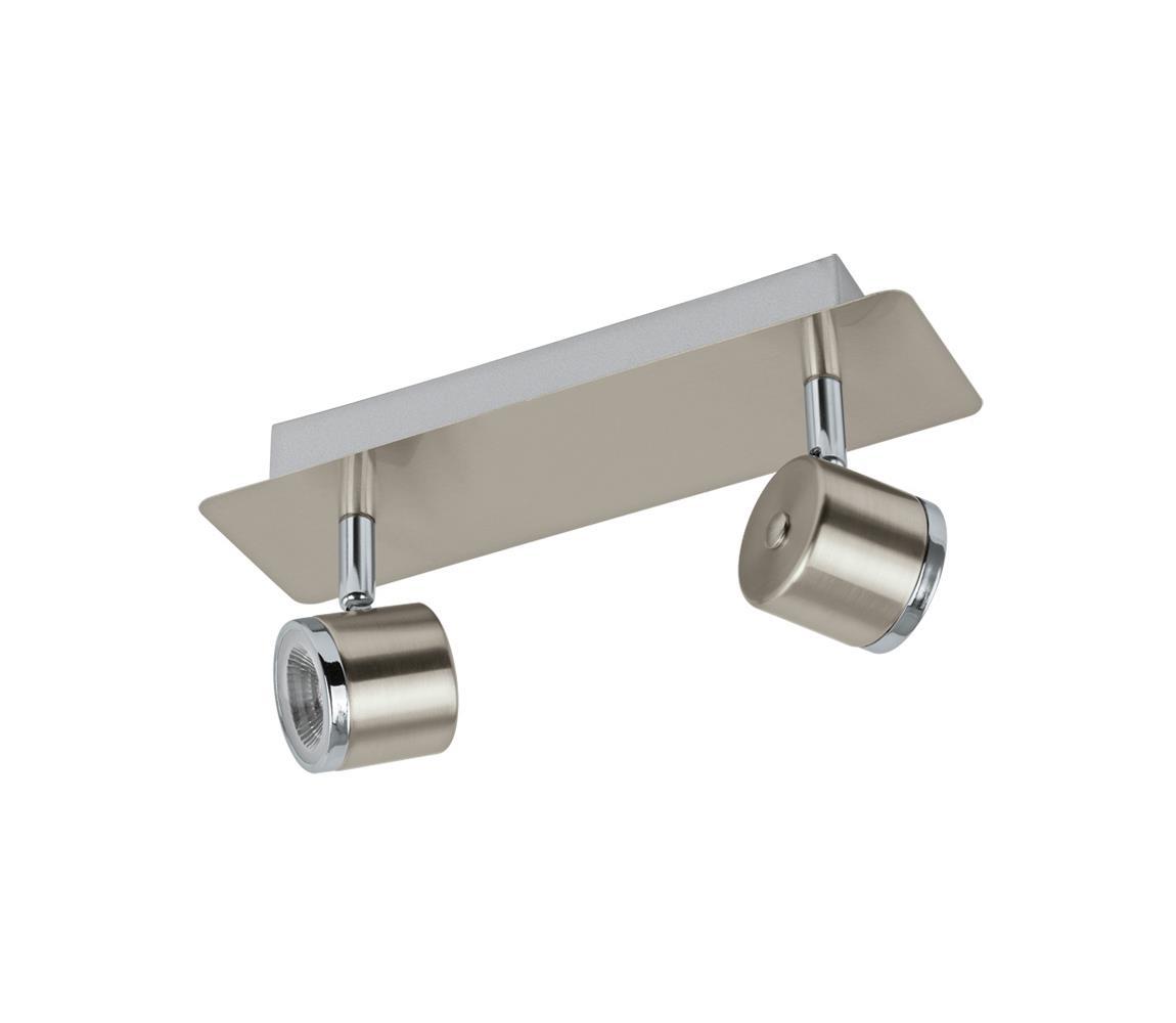 Eglo 93694 - LED bodové svítidlo PIERINO 2xLED/5W/230V EG93694