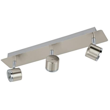 Eglo 93695 - LED bodové svítidlo PIERINO 3xLED/5W/230V