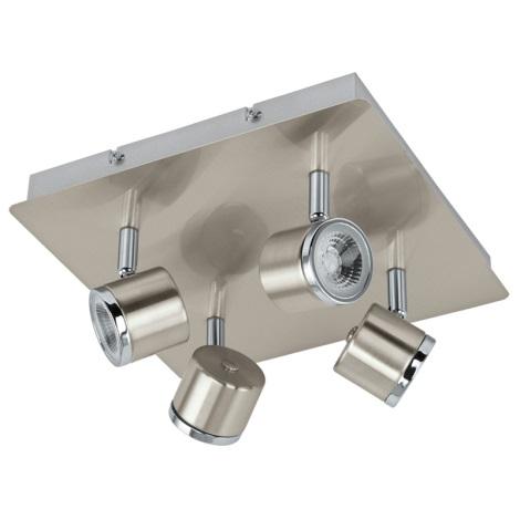 Eglo 93696 - LED bodové svítidlo PIERINO 4xLED/5W/230V