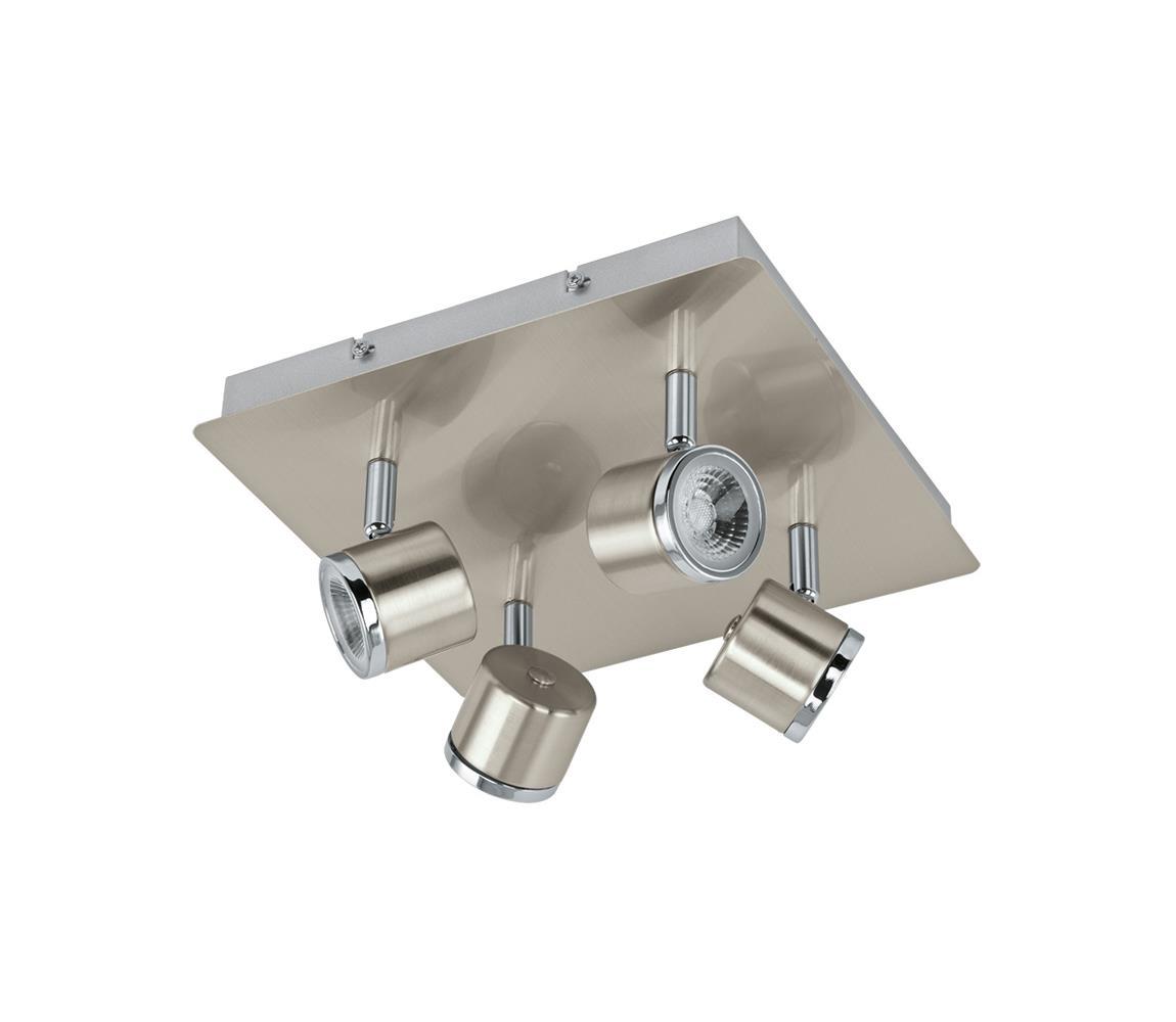 Eglo 93696 - LED bodové svítidlo PIERINO 4xLED/5W/230V EG93696
