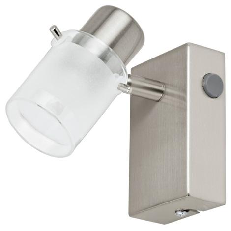 Eglo 93701 - LED bodové svítidlo ORVIETO 1 1xLED/3,3W/230V