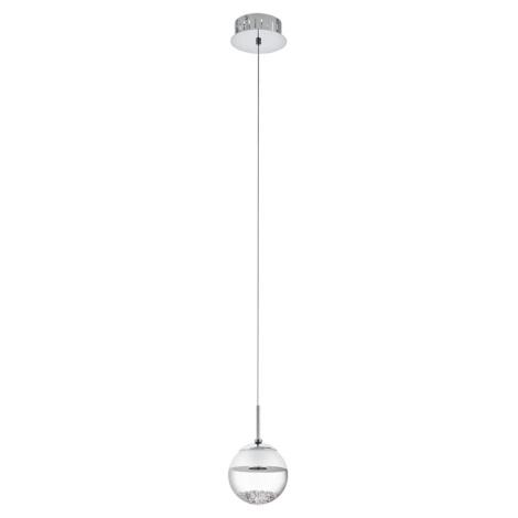 Eglo 93708 - LED závěsné svítidlo MONTEFIO 1 1xLED/5W/230V