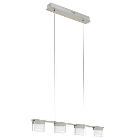 Eglo 93731 - LED stmívatelný lustr CLAP 1 4xLED/5,8W/230V