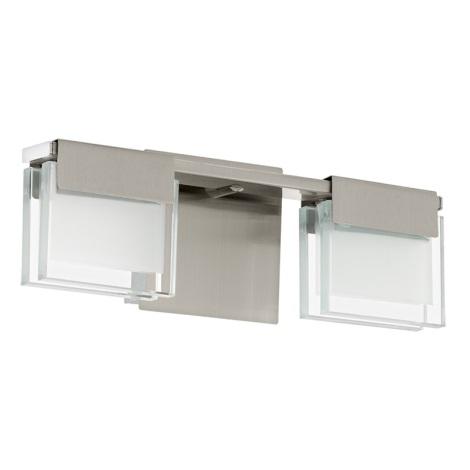 Eglo 93733 - LED nástěnné svítidlo CLAP 1 2xLED/5,8W/230V
