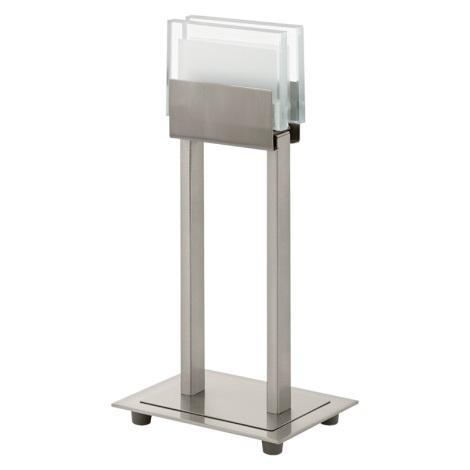Eglo 93734 - LED stolní lampa CLAP 1 LED/5,8W/230V