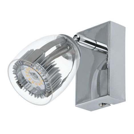 Eglo 93741 - LED bodové svítidlo PECERO 1xLED/4,5/230V