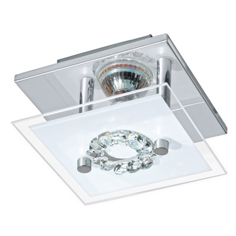 Eglo 93781 - LED stropní svítidlo RONCATO 1xGU10/3W/230V