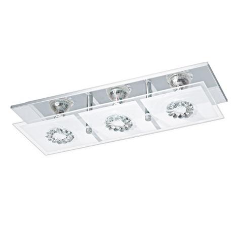 Eglo 93782 - LED stropní svítidlo RONCATO 3xGU10/3W/230V