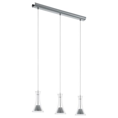 Eglo 93793 - LED závěsné svítidlo MUSERO 3xLED/5,4W/230V