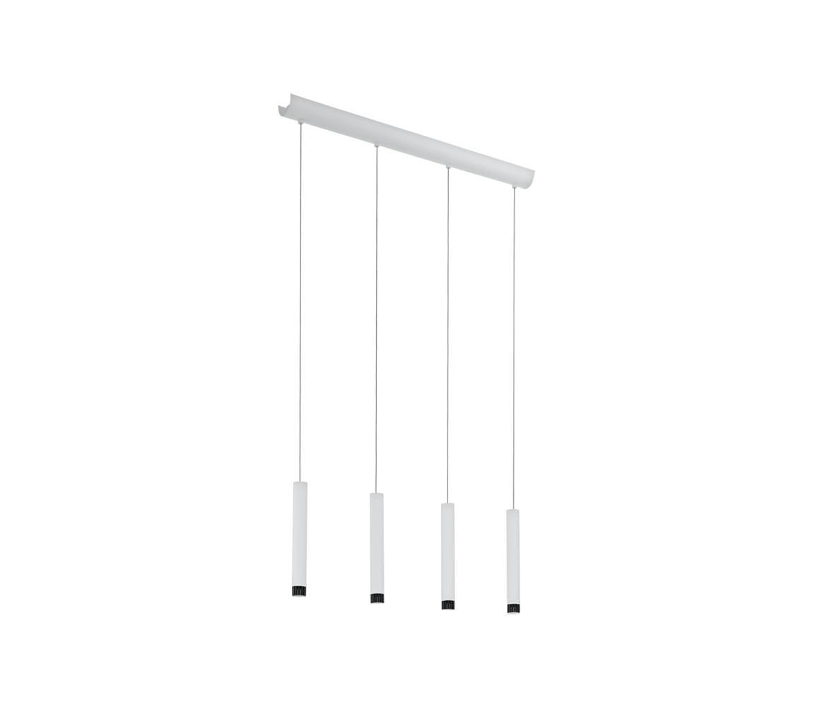 Eglo 93797 - LED závěsné svítidlo RAPARO 4xLED/5W/230V EG93797