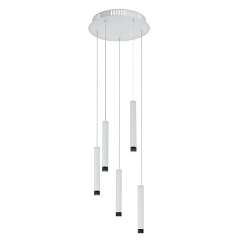 Eglo 93798 - LED závěsné svítidlo RAPARO 5xLED/5W/230V