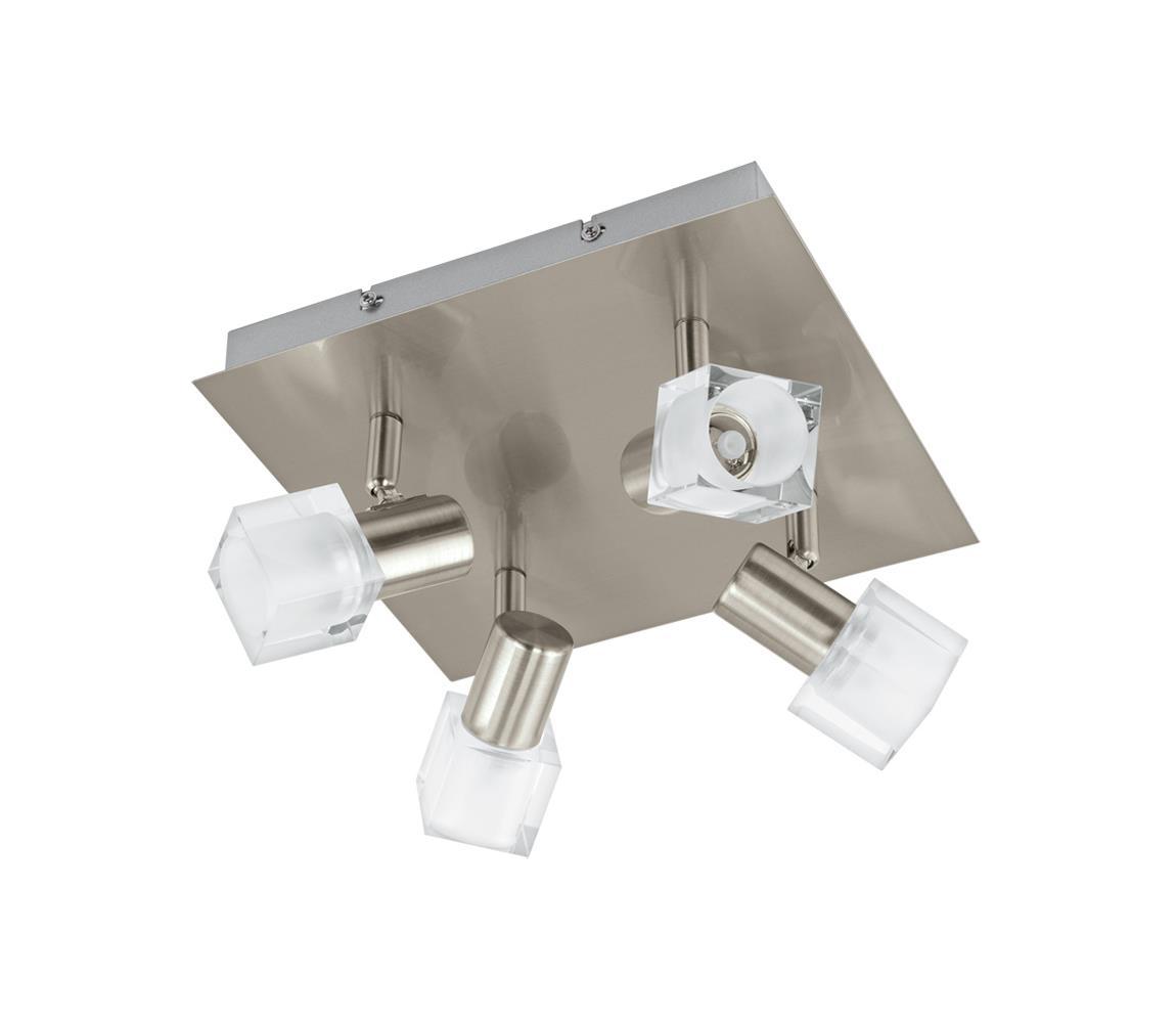 Eglo 93815 - LED bodové svítidlo NOCERA 4xLED/5W/230V EG93815