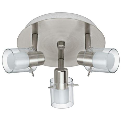 Eglo 93822 - LED bodové svítidlo SPARANO 3xLED/5W/230V
