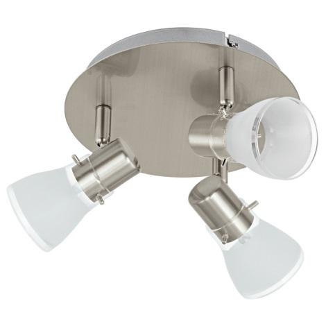 Eglo 93833 - LED bodové svítidlo PASTENA 3xLED/5W/230V