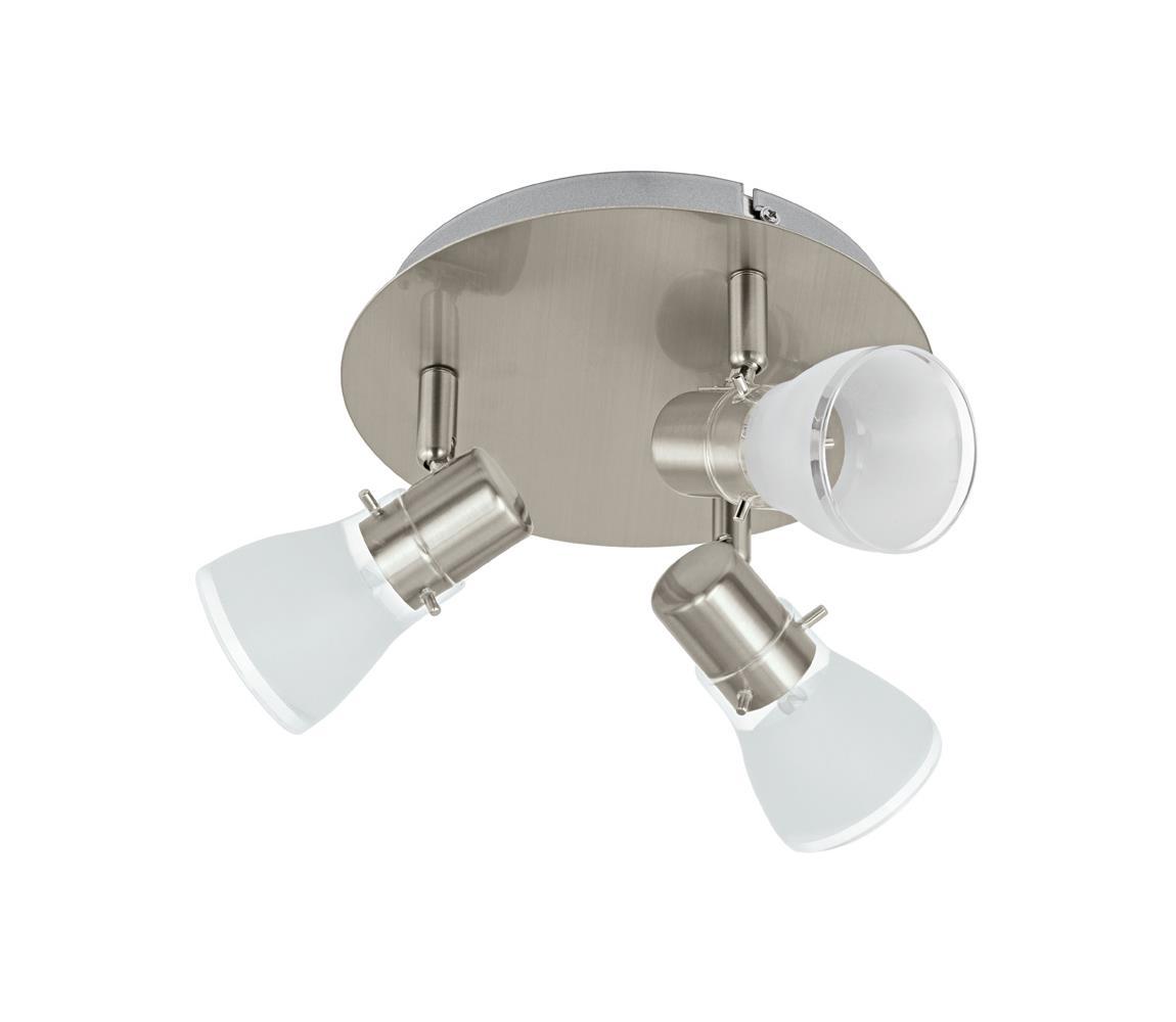 Eglo 93833 - LED bodové svítidlo PASTENA 3xLED/5W/230V EG93833