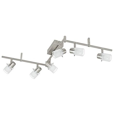 Eglo 93851 - LED bodové svítidlo ORVIETO 1 6xLED/3,3W/230V
