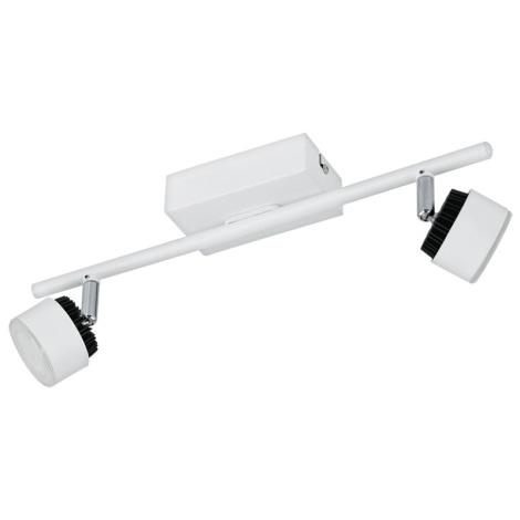 Eglo 93853 - LED bodové svítidlo ARMENTO 2xLED/6W/230V