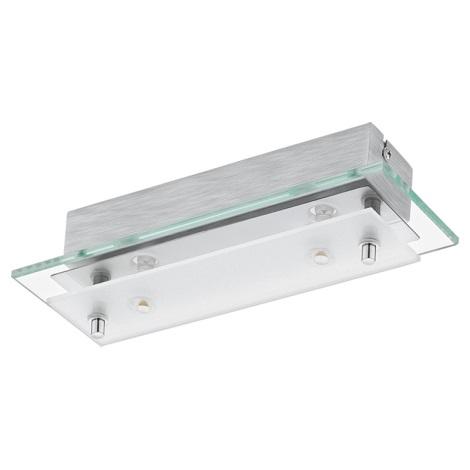 Eglo 93885 - LED stropní svítidlo FRES 2 2xLED/5,4W/230V