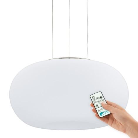 Eglo 93939 - LED závěsné svítidlo OPTICA 3 LED/22W/230V stmívatelné
