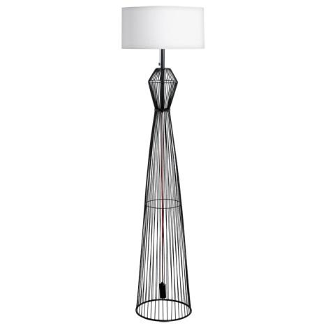 Eglo 93976 - Stojací lampa VALSENO 1xE27/60W/230V