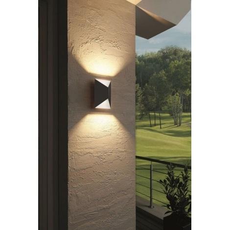 Eglo 93993 - LED venkovní osvětlení PREDAZZO 2xLED/2,5W/230V