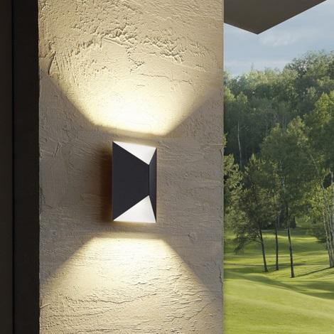 Eglo 93994 - LED venkovní osvětlení PREDAZZO 2xLED/2,5W/230V