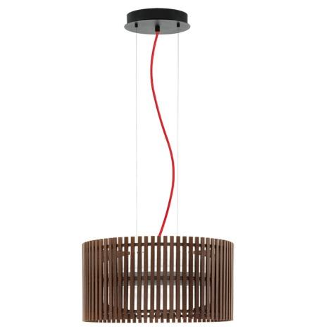 Eglo 94011 - LED závěsné svítidlo ROVERATO 2xLED/18W/230V