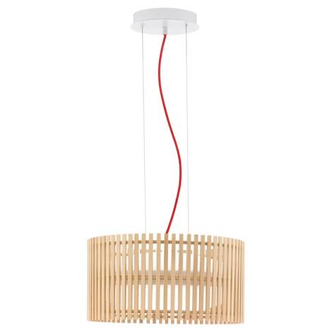Eglo 94012 - LED závěsné svítidlo ROVERATO 2xLED/18W/230V