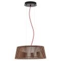 Eglo 94017 - LED závěsné svítidlo ROVERATO LED/18W/230V