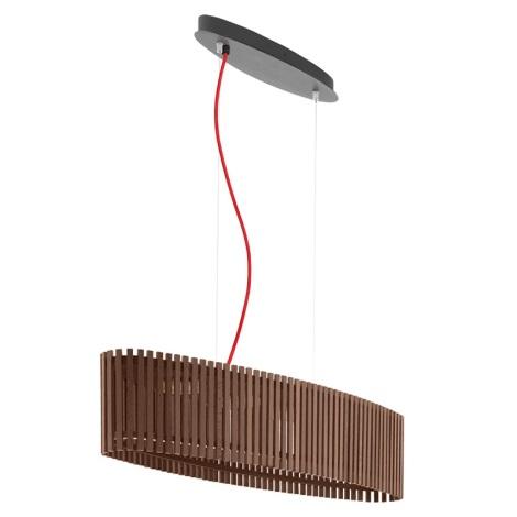 Eglo 94024 - LED závěsné svítidlo ROVERATO 4xGX53/7W/230V