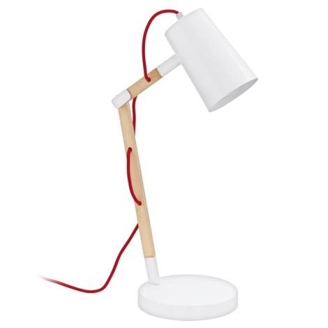 Eglo 94033 - Stolní lampa TORONA 1xE27/60W/230V