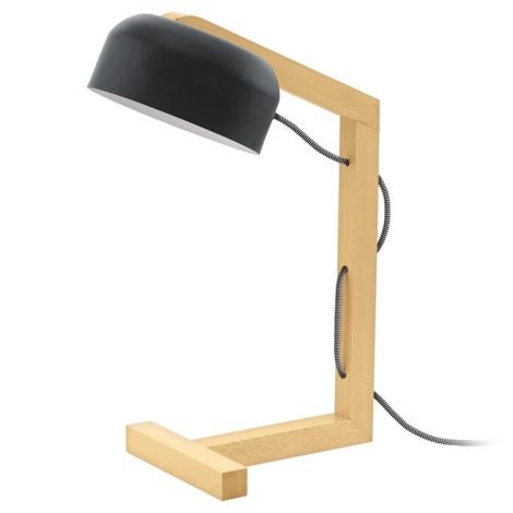 Eglo 94036 - Stolní lampa GIZZERA 1xE27/60W/230V
